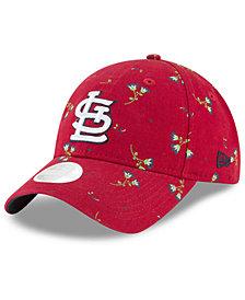 New Era St. Louis Cardinals Blossom 9TWENTY Strapback Cap