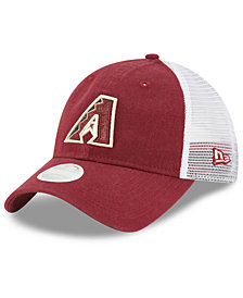 New Era Arizona Diamondbacks Trucker Shine 9TWENTY Cap