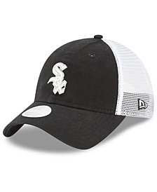 New Era Chicago White Sox Trucker Shine 9TWENTY Cap