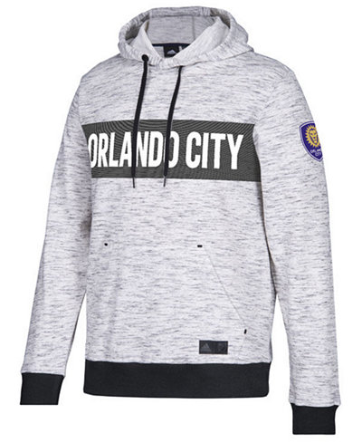 adidas Men's Orlando City SC Bar None Hoodie