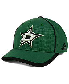 adidas Dallas Stars Clipper Adjustable Cap