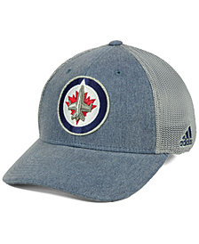 adidas Winnipeg Jets Geno Flex Cap