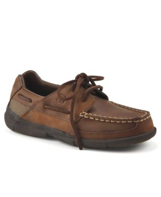 Sperry Kids Shoes, Boys Charter Lace Front Casual Shoe - Shoes ...