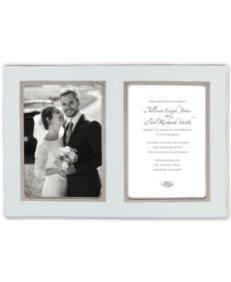Westmore Double Invitation Frame