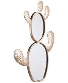 Zuo Cactus Mirror, Champagne Gold