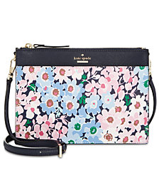 kate spade new york Daisy Garden Clarise Small Crossbody
