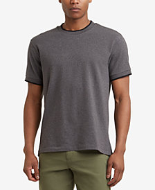 Kenneth Cole New York Men's Tipped T-Shirt
