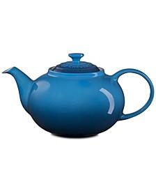 Traditional Stoneware Teapot