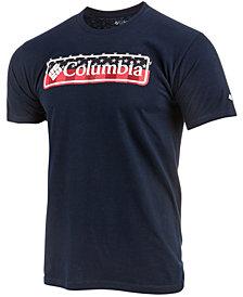 Columbia Men's Gemini Logo-Print T-Shirt