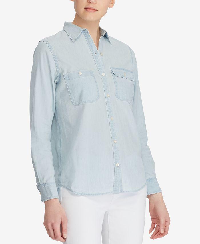 Lauren Ralph Lauren - Chambray Shirt