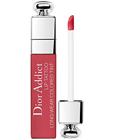 Dior Addict Lip Tattoo Color Juice - Limited Edition