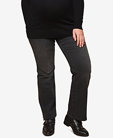 Motherhood Maternity Plus Size Boot Cut Maternity Jeans