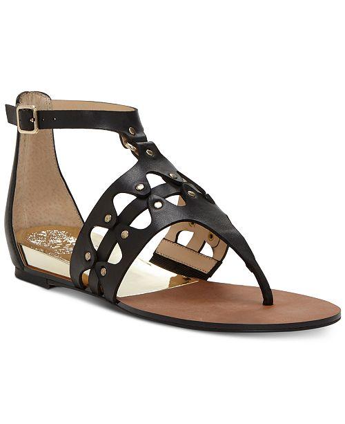 85e576dd1e4 Vince Camuto Arlanian Flat Sandals   Reviews - Sandals   Flip Flops ...