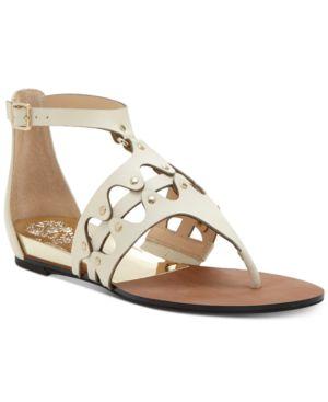 Vince Camuto Arlanian Flat Sandals Women's Shoes 5695682