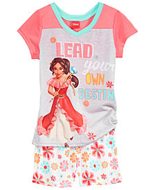 Disney's® Princess Elena of Avalor 2-Pc. Pajama Set, Little & Big Girls