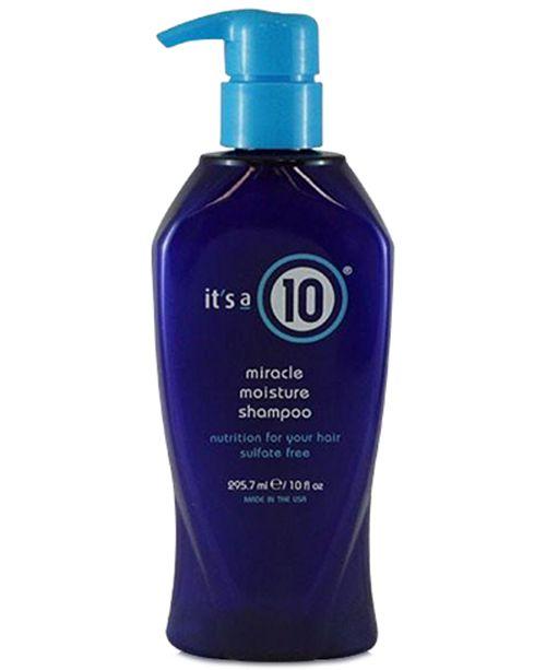 It's A 10 Miracle Moisture Shampoo, 10-oz., from PUREBEAUTY Salon & Spa