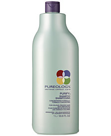 Pureology Purify Shampoo, 33.8-oz., from PUREBEAUTY Salon & Spa