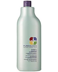 Pureology Purify Shampoo, 33.8-oz., from PUREBEAUTY Salon & Spa