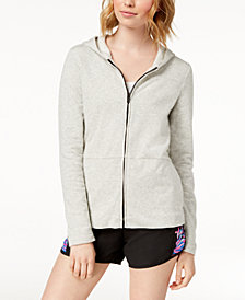 Hurley Juniors' Icon Fleece Zip Hoodie