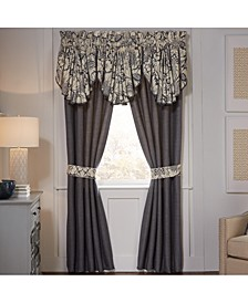 "Auden 84"" x 82"" Pole Top Window Drapery"