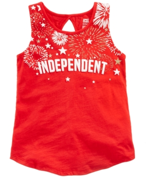 Epic Threads Independent GraphicPrint Tank Top Big Girls Created for Macys