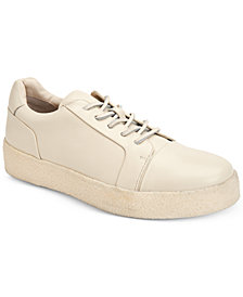 Calvin Klein Men's Reef Nappa Calf Leather Sneakers