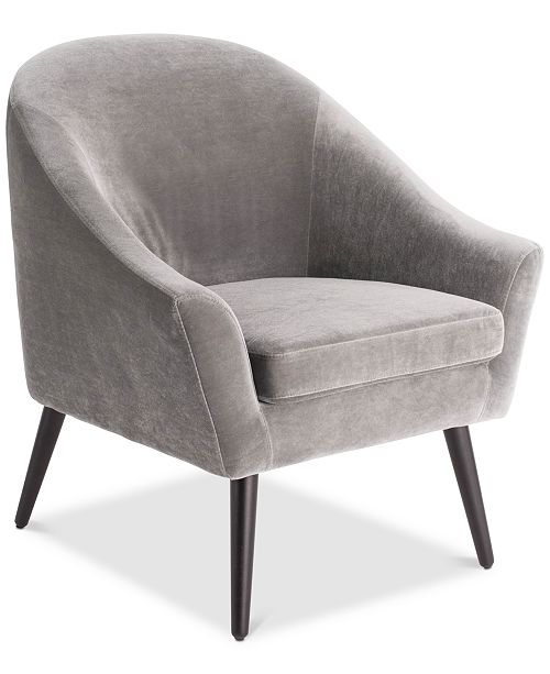 Elle Decor Laurel Accent Arm Chair Quick Ship Furniture Macy's Awesome Best Way To Ship Furniture Decor