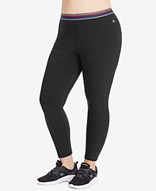 Plus Size Authentic Leggings