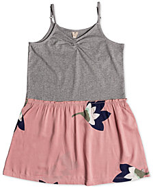Roxy Big Girls & Big Girls Plus Greatest Wish Dress