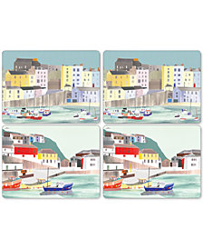 Pimpernel Harbor Set of 4 Placemats