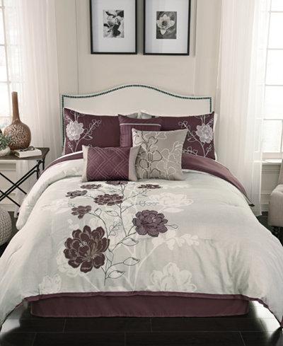 Zora 7-Pc. Comforter Sets
