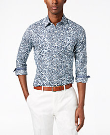 Michael Kors Men's Printed Shirt