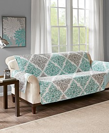 Claire Reversible Printed Furniture Protectors