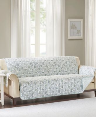Dawn Reversible Printed Sofa Protector