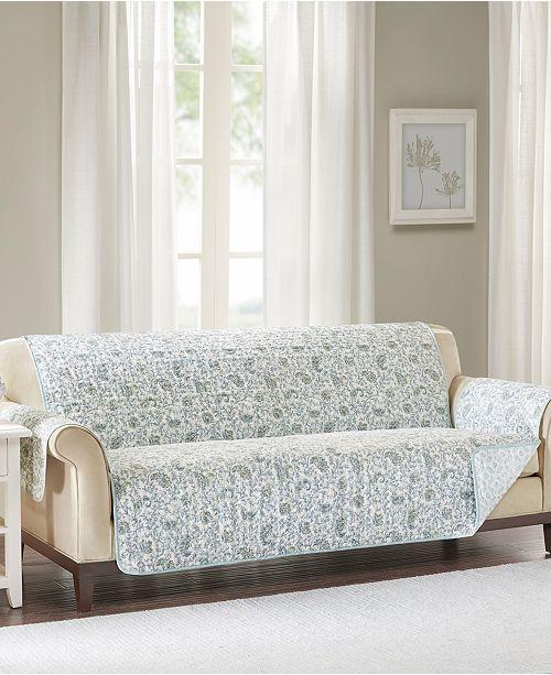 Madison Park Dawn Reversible Printed Furniture Protectors Reviews