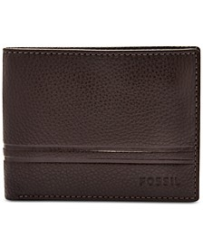 Men's Wilder Bifold Leather Wallet