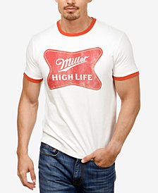 Lucky Brand Men's Miller Graphic T-Shirt