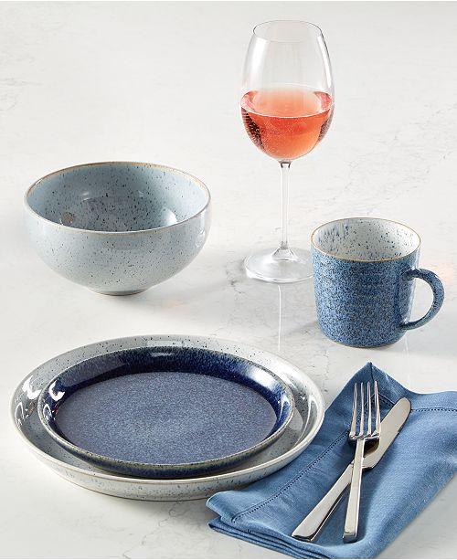 Denby Studio Blue Dinnerware Collection Reviews Dinnerware