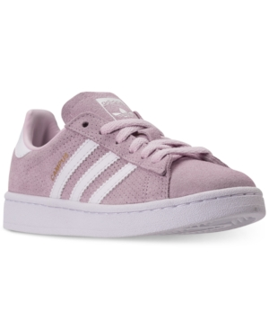 adidas Big Girls Campus Adicolor Casual Sneakers from Finish Line