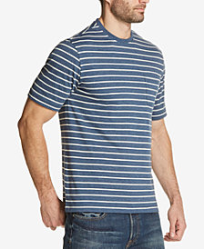 Weatherproof Vintage Men's Striped Pocket T-Shirt
