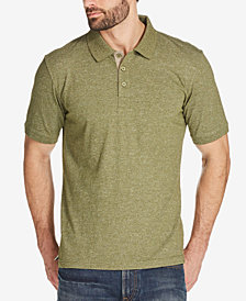 Weatherproof Vintage Men's Melangé Polo