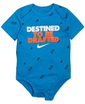 Nike Baby Boys GraphicPrint Bodysuit