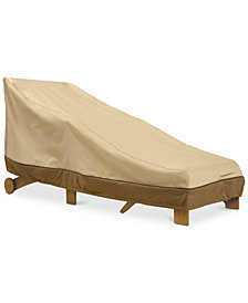 Large Chaise Lounger Cover, Quick Ship