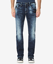 Buffalo David Bitton Men's Evan X Slim-Straight Fit Stretch Jeans