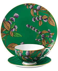 Wedgwood Tea Garden Green Tea & Mint 3-Pc. Set