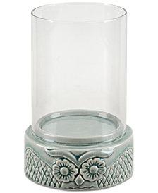 Madison Park Meera Ceramic Candle Holder Medium