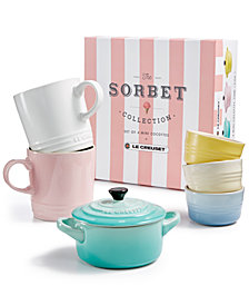 Le Creuset Sorbet Collection