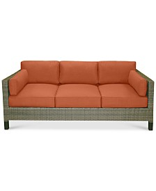 North Port Sofa  Replacement Sunbrella® Cushion, Quick Ship