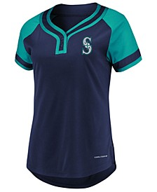 Women's Seattle Mariners League Diva T-Shirt