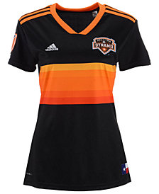 adidas Women's Houston Dynamo Secondary Replica Jersey